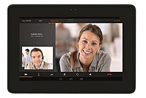 GIGASET PRO Maxwell 10 IP Videotelefon 12 SIP-Ktn. 10Z HD-Touchscreen Android 4.2.2 DECT BT WLAN USB PoE HD-Cam Konferenz bis 5 Tln.