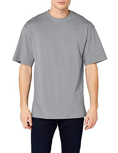 Urban Classics Tall Tee T-shirt Homme - Gris (Grau) - 4XL