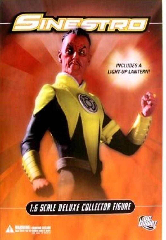 mejor precio Sinestro 1 6 Scale Deluxe Collector's Collector's Collector's Figura by DC Comics  tienda hace compras y ventas