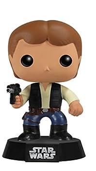 Funko Pop Star Wars Han Solo Action Figure