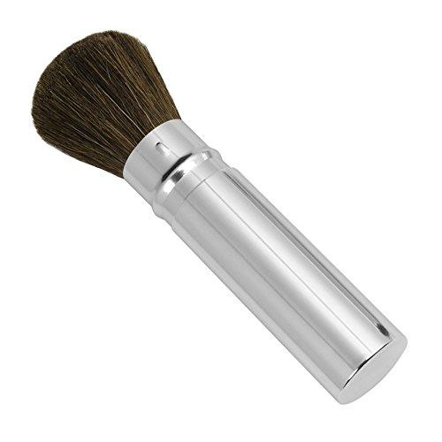 Maquillage Brosse Poudre Rétractable