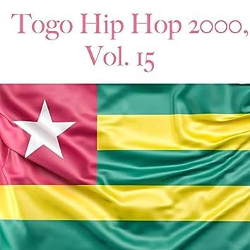 Togo Hip Hop 2000, Vol. 15