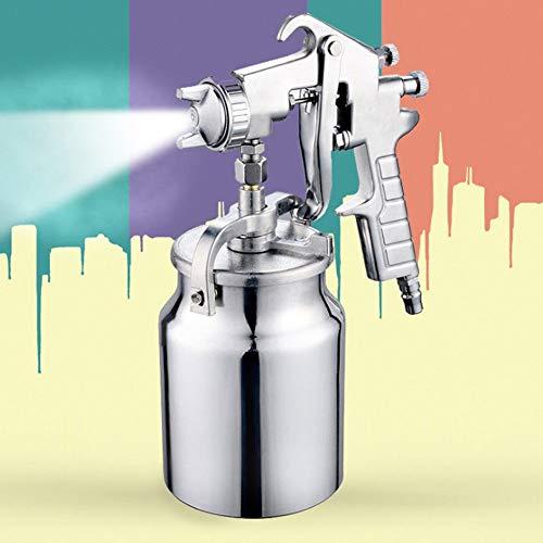 Wide-variërend 1000 ml 1.8 Pneumatische spuitpistool Airbrush Spuit Spuit Legering Schilderen Atomizer Tool met hopper…