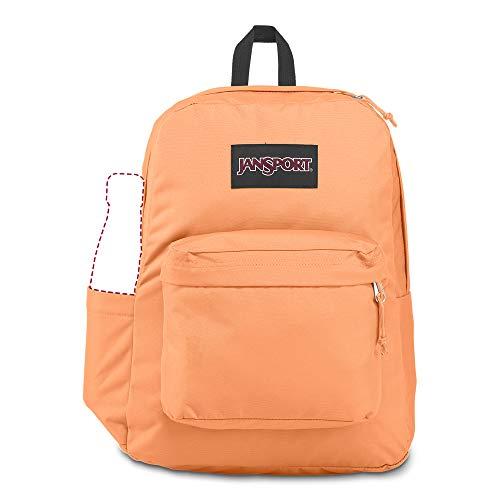 JanSport Superbreak Backpack - School Pack, Creamsicle