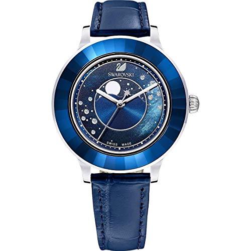 Swarovski Damen-Uhren Analog Quarz One Size Leder 87742989