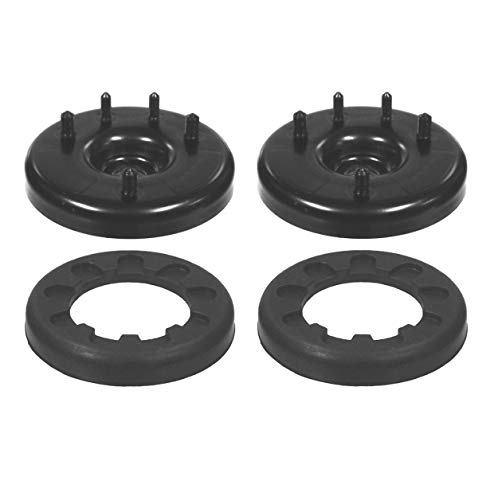 KYB Pair Set of 2 Front Suspension Strut Mounts Plate with Insulator Kit For Acura CL TL Honda Accord
