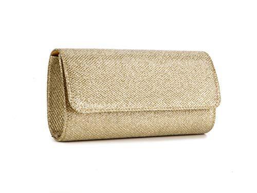 Nodykka Clutch Purses For Women Evening Bags Sparkling Shoulder Envelope Party Cross Body Handbags