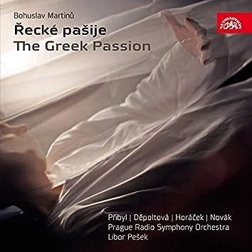 Martinů: The Greek Passion