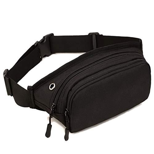 Suang Incomparabile Outdoor Sport Bag Petto Borsa Casual Tasche Uomo Sport all'aperto Escursionismo Marsupio Impermeabile Zaino, Uomo, H01, Taglia Unica