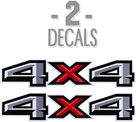 4x4 truck stickers _image0