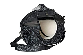 Karlie - Shopper De Luxe / 31398 - Sac de transport en nylon - Noir - Taille M / 48 x 40 x 36 cm