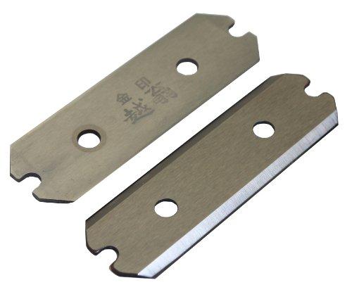 金印 越翁 替刃式鉋 70mm 替刃3枚組 20582