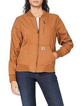Best brown bomber jacket women Reviews