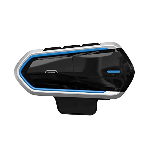 Babody Motocicleta Inalámbrico Bluetooth Casco Intercomunicador FM Impermeable Interfono Moto Intercomunicador Accesorios Moto