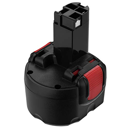 Powerextra 9,6V 3,0Ah Ersatzakku für Bosch 2607335272 2607335461 PSR960 GSR9.6