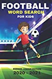 Football Word Search for Kids: Premier League Edition - Gift for Boys & Girls Age 7-13