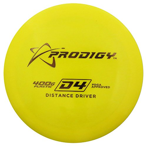 Prodigy Disc 400G Series D4 Distance Driver Golf Disc [Colors May Vary] - 170-174g