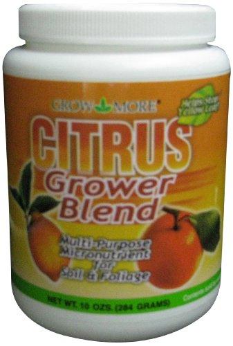 Grow More 8085 Citrus Grower Blend Fertilizer, 10-Ounce
