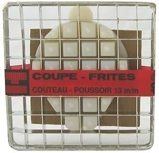TELLIER C013kit Lame et Poussoir pour D463Broyeur de pommes de terre, 13mm x 13mm