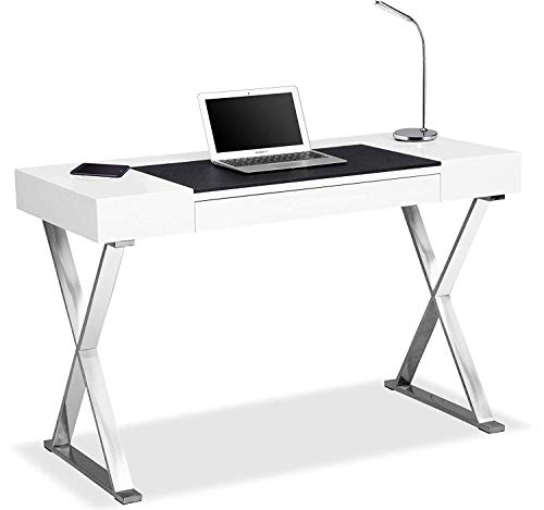 5 ripiani Samstar Vassoio portalettere in rete da scrivania con 1 portadocumenti colore: nero