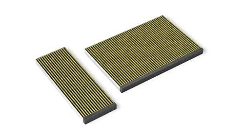 Neff Z51AFB1X6 / Accesorio para extractores/Filtro de olores Clean Air Plus/Filtro de alto rendimiento/Para recirculación de aire/Para comidas planas