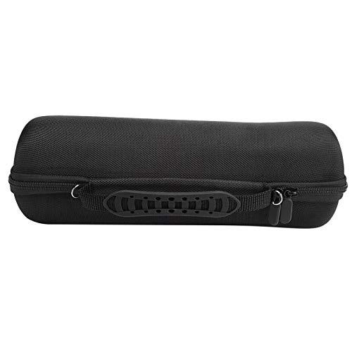 Mxzzand Schmutzwiderstand Tragbare Schutztasche Lautsprecher-Schutztasche Anti-Drop Bequem Langlebig für Lautsprecher