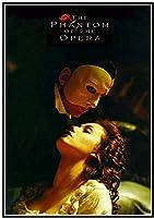 Phantom of the Opera Movie Theater Butler Emy Rossam Art Poster Print Living Room Home Decor-50X70CM Unframed 1 Piece