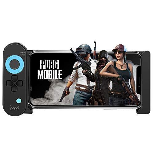 Wireless Gamecontroller, PowerLead Handy Controller Multimedia Game Controller Kompatibel mit iOS Mobile Phone Tablet Smartphone