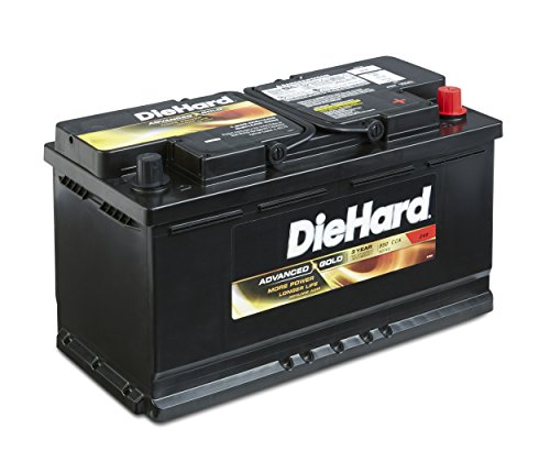 DieHard 38217 Advanced Gold AGM Battery - Group 49