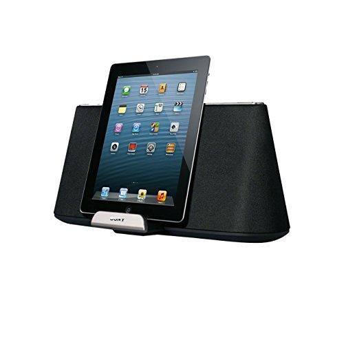 Sony RDP-XA700IPN High End Dockingstation (60 Watt, LAN, WLAN, AirPlay) für Apple iPhone 5/iPad/iPod schwarz