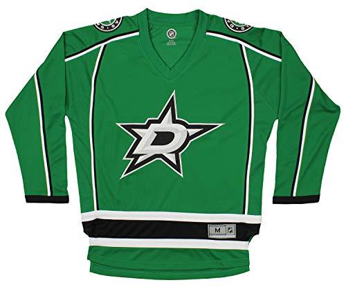 Outerstuff NHL Mens Dallas Stars Performance Team Jersey, XX-Large