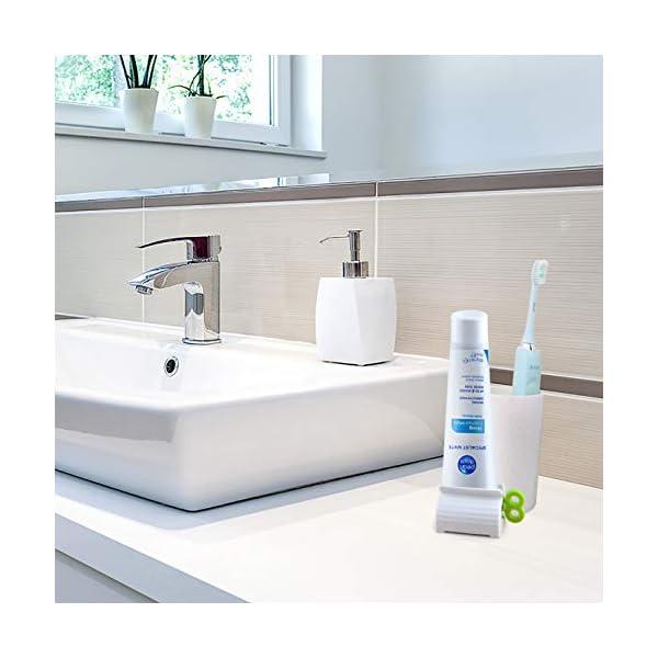WXJ13 – Juego de 3 unidades de tubo de balanceo de pasta de dientes