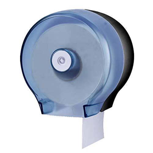 Morza Ronda Titular del Rollo de Papel de Pared Papel higiénico Dispensador de Habitaciones de Descanso higiénico Impermeables Soporte de Papel
