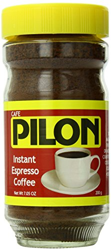 Caf? Pilon Instant Espresso Coffee, 7.05 Ounce (Pack of 12)