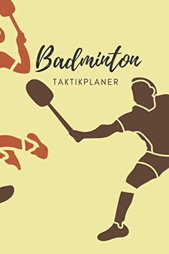 Badminton Taktikplaner (Thinking Strategy)