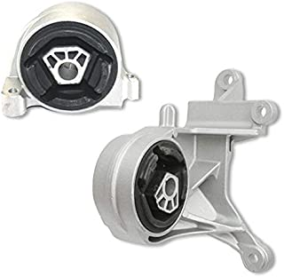 K1811 Fits 2005-2009 Chevrolet Equinox/Pontiac Torrent 3.4L Front & Rear Trans Mount 2pcs : A3082, A3069