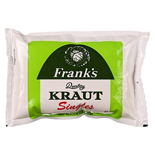 single sauerkraut - 1