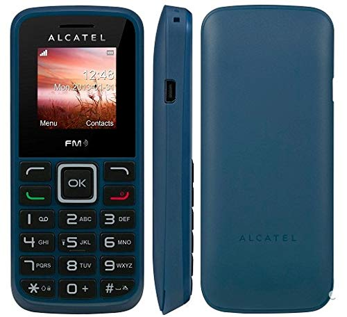 Alcatel One Touch 1009 X 10.09 X Night Sky Azul oscuro