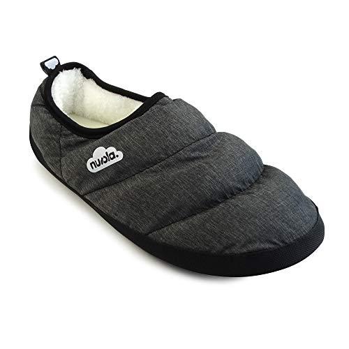 Zapatilla de Estar por casa NUVOLA®,Marbled Chill. Zapatilla de Invierno Hombre/Mujer/Unisex/Niño-Interior/Exterior-Suela de Caucho Natural Antideslizante-Diseñadas en Barcelona-26 al 47