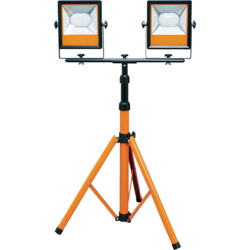アイリスオーヤマ LED ワークライト投光器 作業灯 三脚付きスタンドライト 防雨型 屋内・屋外兼用 10000lm LWT-10000ST