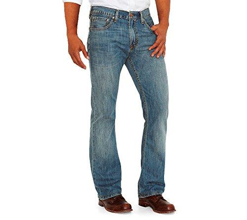 Levi's Herren Jeans 527 Slim Bootcut Fit - Blau - 31W / 34L