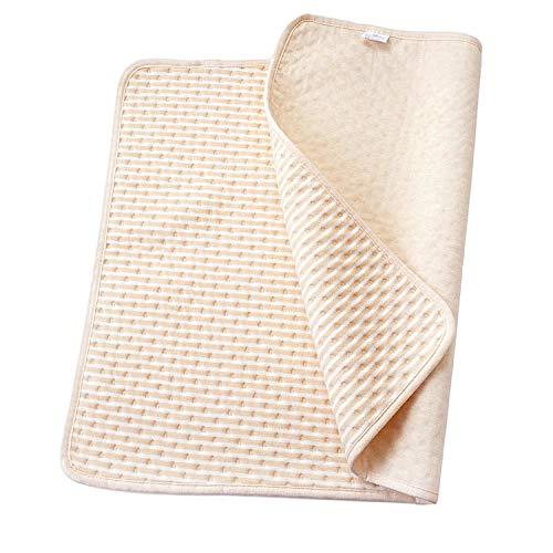 Maltose おねしょシーツ 大人用 おねしょ防水シーツ ベビー 保育園 120×60cm 介護 肌に優しい 寝汗対策 防水性抜群 携帯便利 1枚
