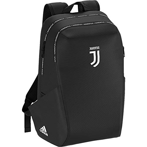 adidas JUVE ID BP Sports Backpack, Black/White, NS
