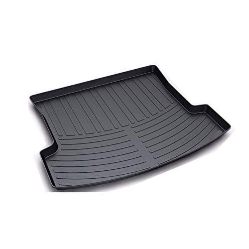 QWEAS for Volkswagen SANTANA Jetta 2013-2018 Trunk Mats Custom Cargo Liner All Weather Trunk Protection Floor Mats Waterproof Dust-proof Odorless
