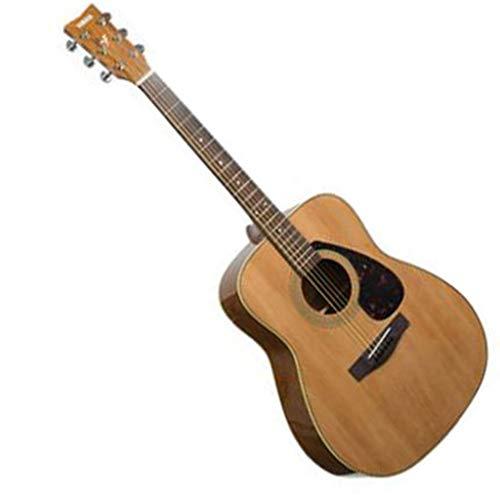 Musikinstrumente Gitarre E-Gitarre Yamaha F310 Ballad Brett Electric Box Anfänger Studenten Männer und Frauen 41 Zoll Gitarren (Color : Wood Color, Size : 103 * 40 * 12cm)
