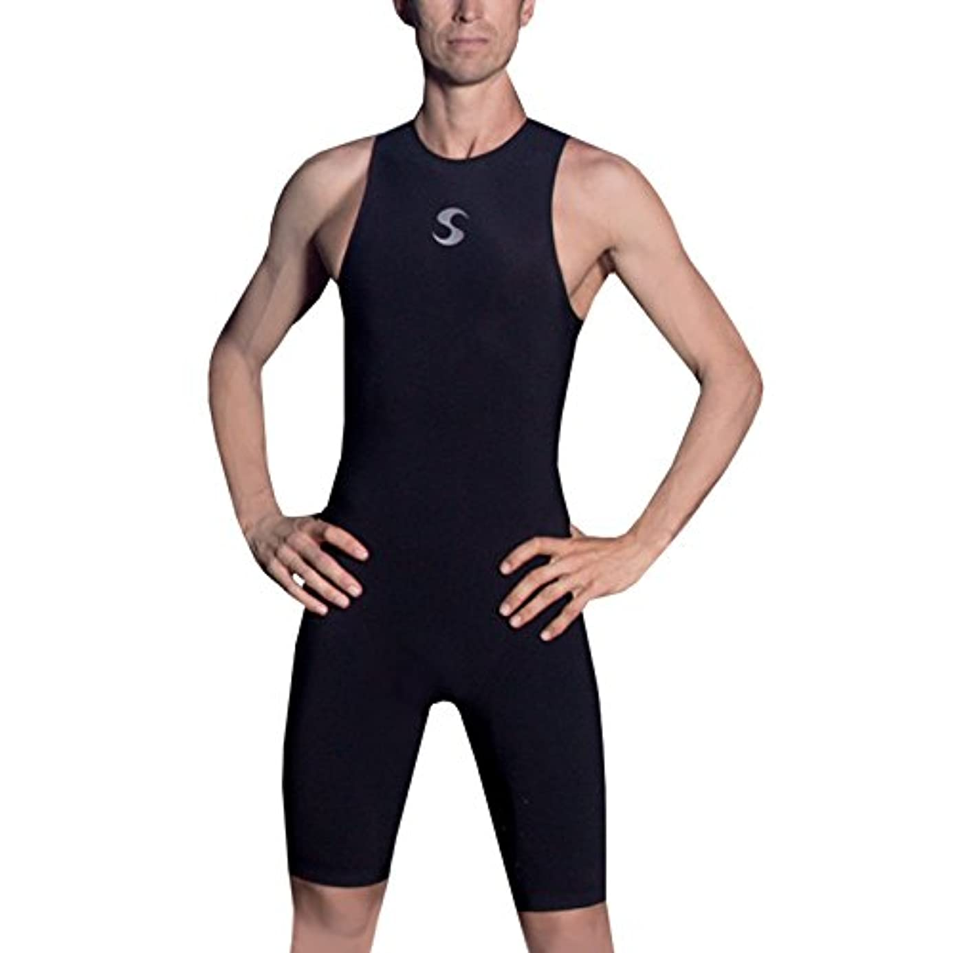 Synergy Triathlon Swimskin - Men's SynSkin Skinsuit Ironman USAT & FINA Approved?