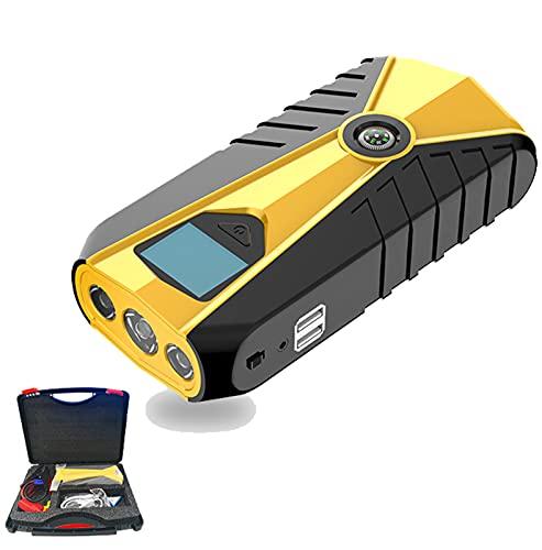 Unidades de carga de batería para automóviles portátil, salto de automóvil Starter Mobile Power Fuente de emergencia Iluminación de emergencia Diesel Temperatura baj