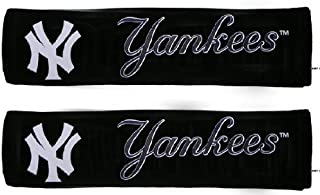 Fremont Die Seat Belt Shoulder Pads - MLB Baseball - New York Yankees - Pair