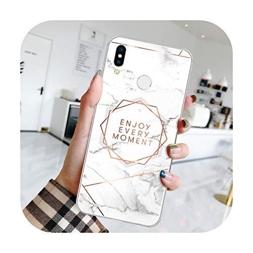 Fun-boutique - Funda de TPU 3D de mármol para Huawei P30 Pro P20 Lite P9 P8 P10 Mate 10 20 30 Lite Pro 2017 Funda para Huawei P Smart Z Plus 2019