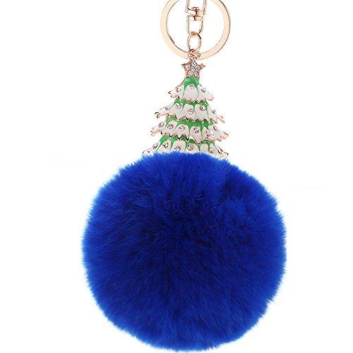 Christmas Tree Lady Llavero8CmCoche De Peluche Colgante...
